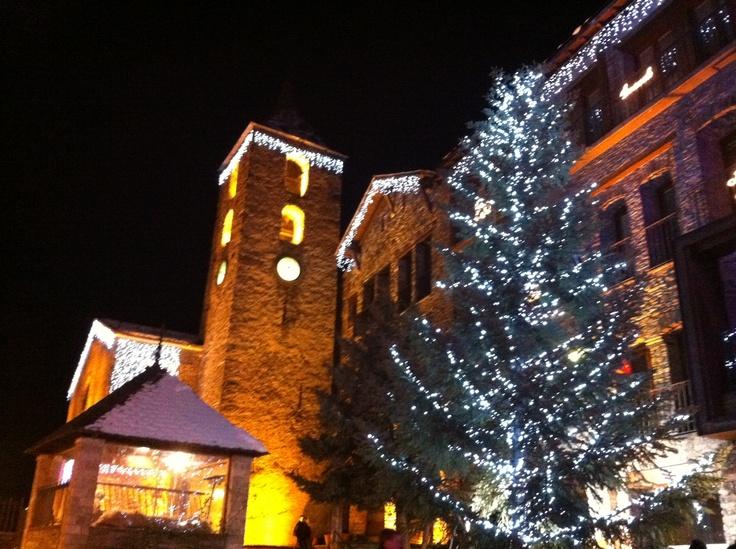 Plaça Major D'Ordino (Andorra)