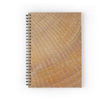 Spiral Notebook.  #scallopseashell #seashell #seashellmacro #macro #sandrafoster #sandrafosterredbubble