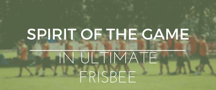 So you know a bit about Ultimate Frisbee. It's a bit wild and looks spectacular. Sort of Avengers Assemble meets American Ninja. Okay, that's a bit of exaggeration. It's Captain A…