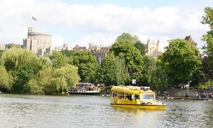 Groupon - £12 for a Winter Tour with Windsor Duck Tours (Up to 33% Off) in Windsor. Groupon deal price: £12