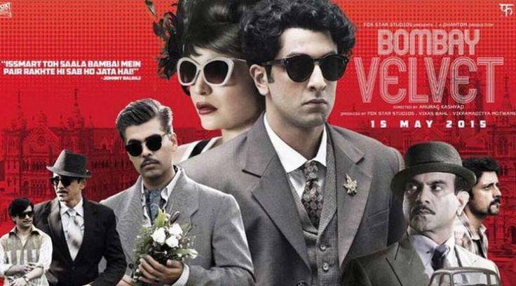 Bombay Velvet Ranbir, Anushka's lip-locking scene axed