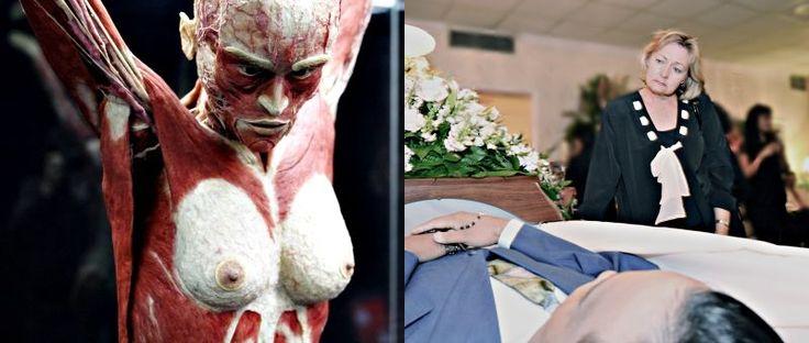 Die Körperwelten-Ausstellung ist mal wieder in Berlin. Der Voyeurismus lebt. Ich habe mir den würdevollen Tod in Berlin angesehen. Bei Grieneisen Bestattungen, dem größten Bestattungsunternehmen unserer Stadt.