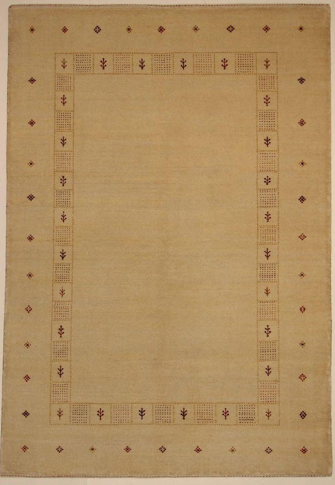Loribaft  sehr Fein Teppiche Handgeknüpft Moderno Tappeto 237 x 162 orient tæppe