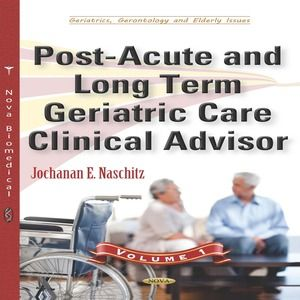 The subject of post acute care is very important and is the subject that makes geriatric care its special impact in medicine.