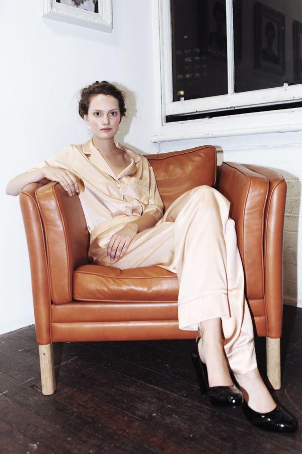 Kate Sylvester spring 2013: Nude, Chairs, Kate Sylvester, Fashion Forward, 2013 Preview, Fashion Design, Classic Silk, Spring 2013, Sylvester Spring