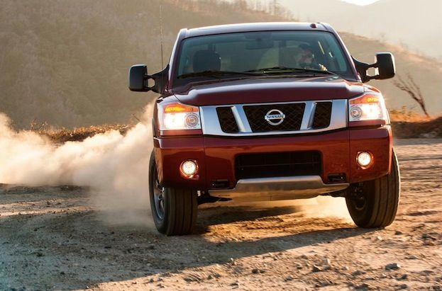 2014 Nissan Titan King Cab 4X4 PRO. Find yours at http://www.fermannissan.com/