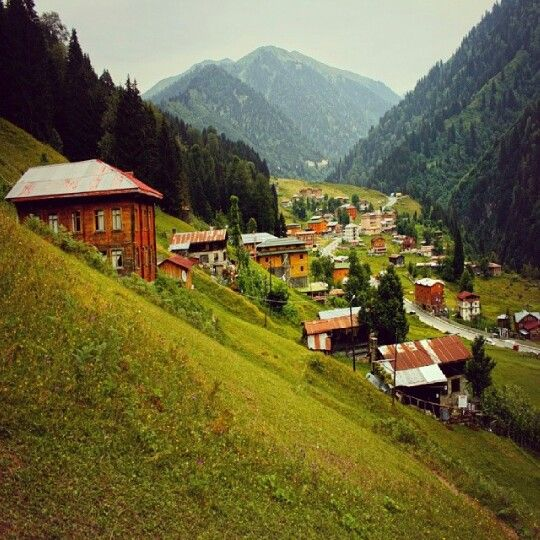 Turkey- Ayder highlands