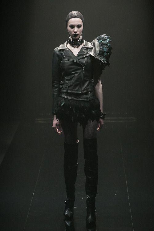 [No.10/55] alice auaa 2013~14秋冬コレクション | Fashionsnap.com