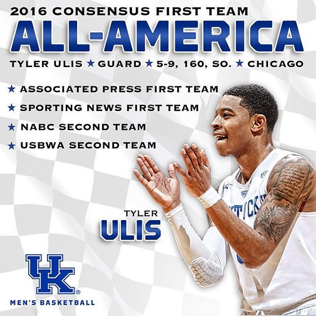 878 best kentucky wildcats images on pinterest kentucky wildcats tyler ulis has accomplished a lot of incredible things this season becoming a consensus first uk basketballkentucky sciox Gallery