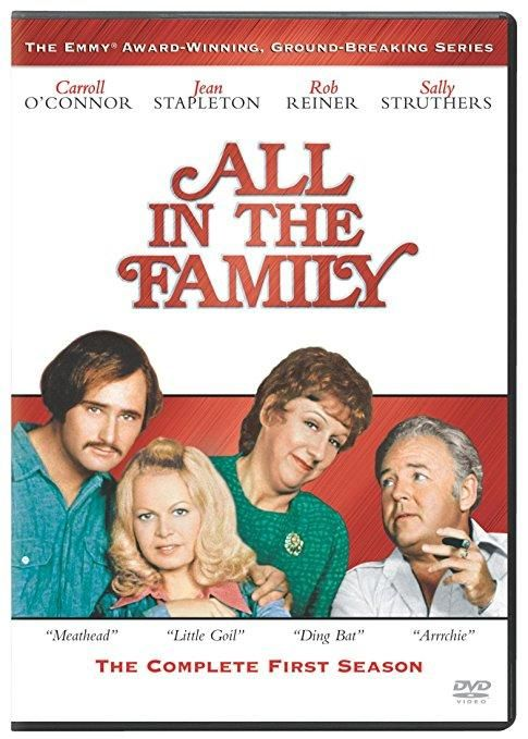 Jean Stapleton & Carroll O'Connor - All in the Family: Complete First Season