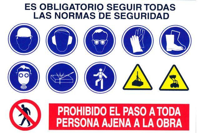 Prevención De Riesgos Laborales Conceptos Básicos Accidente Enfermedad Laboral E Riesgos Laborales Señalamientos De Seguridad Seguridad Y Salud Laboral
