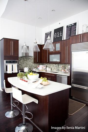 41 best Kitchens wdark cabinets images on Pinterest Dream