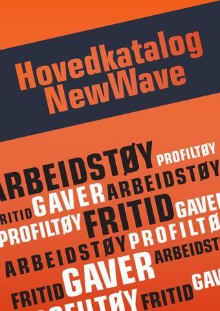 New Wave Hovedkatalog Yrkesklær m.m.