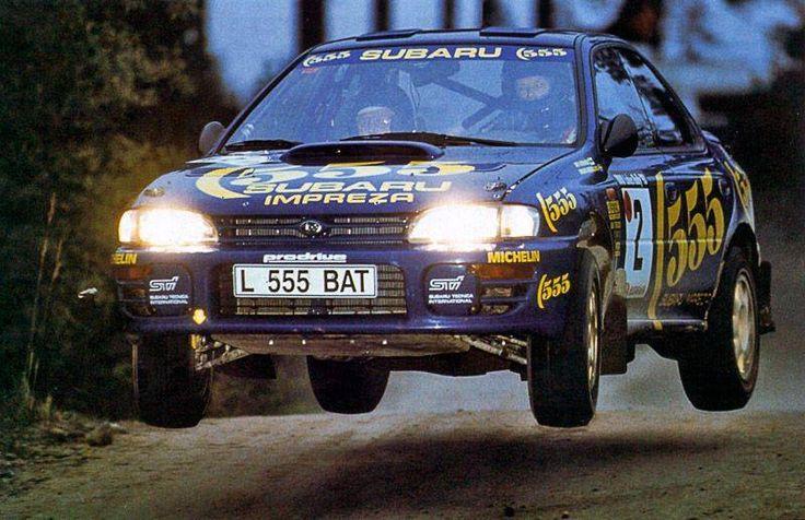 Subaru Impreza Gr.A