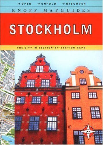 Knopf MapGuide: Stockholm by Knopf Guides. Save 16 Off!. $10.05. Series - Knopf Mapguides. Publisher: Knopf (February 7, 2012)