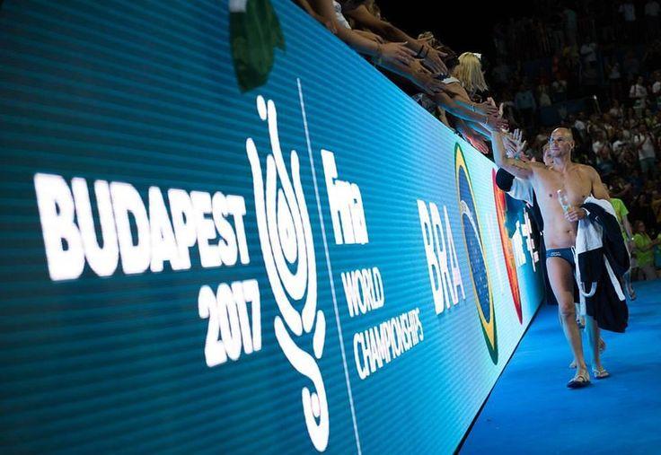 Enjoy every moment in #Budapest2017 #FINA #Aquatics #World Championship. Today's program water polo and #swimming. #VisitBudapest #GoToHungary #beautifulBUD #explorebudapest #explorehungary #mustbebudapest #InstameetBudapest #Hungary #BUD #instatravelling #postcardsfromtheworld #traveldeeper #travelstroke #travelling #trip #traveltheworld #igtravel #getaway #travelblog #instago #travelpics #tourist #wanderer