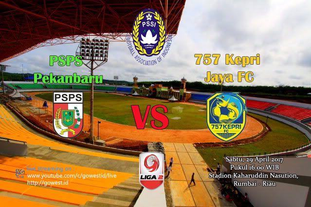 Bermain 9 Orang, 757 Kepri Jaya FC Curi Poin di Kandang PSPS
