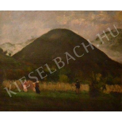 Kereszt-hegy in Nagybánya