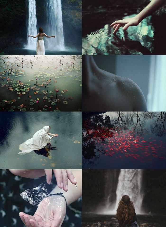"Witch Aesthetics // Water Witch ""Requested "" Music Witch 