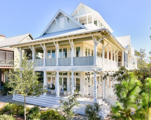 Best 25 florida homes exterior ideas on pinterest for Florida residential architects