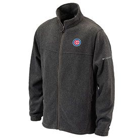Get this Chicago Cubs Columbia Full-Zip Fleece Jacket at ChicagoTeamStore.com