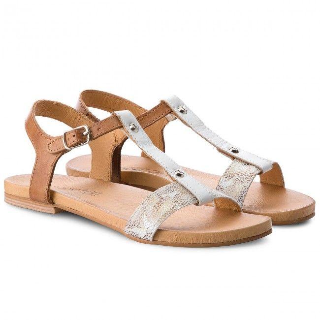 Sandaly Lasocki Rst 3039 05 Bezowy Shoes Fashion Sandals