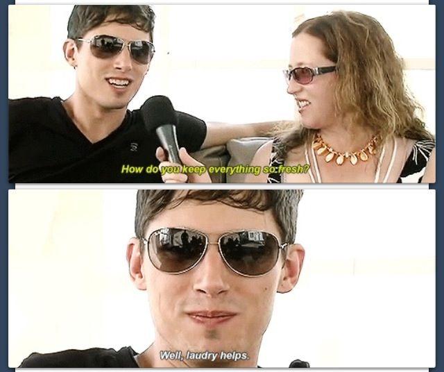 Oh Matt <3