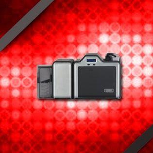 Fargo HDP5000 ID Card Printer Fargo HDP5000, Id Card Printer dengan desainnya yang lebar memanjang. Id card printer khusus untuk pencetakan ID Card, Member card dll.