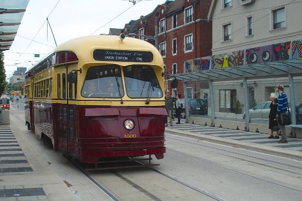 TTC Toronto Promotion: Every Sunday, You Can Ride the Presidents Conference Committee 509 Streetcar for Free! | Canadian Freebies, Coupons, Deals, Bargains, Flyers, Contests Canada