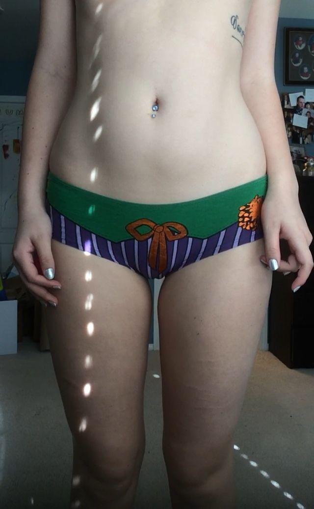 Batman villain undies