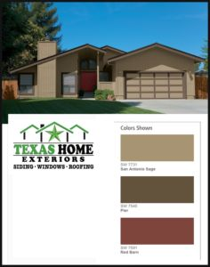 Sherwin Williams Exterior Paint Color Ideas Green Sage House Image