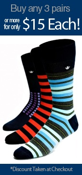 Mens Dress Socks Store | Fashion | Stripe | Online - Vivarati.com