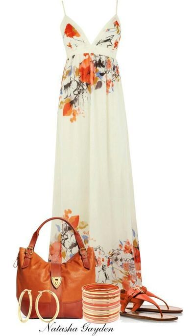 amazing maxi summer dress   on Fashionfreax you can discover new designers, brands & trends.