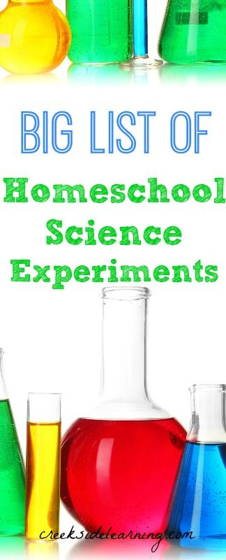 science experiments for kids from preschool, kindergarten, elementary school, middle school, homeschool science experiments, science activities. STEM challenges.