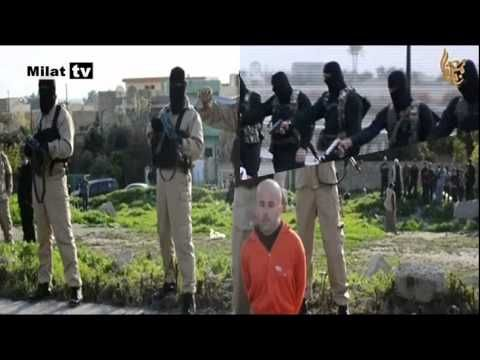 ISIL 3 was executed than the peshmerga