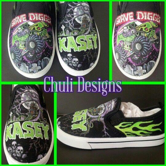 Kids Shoe Stickers
