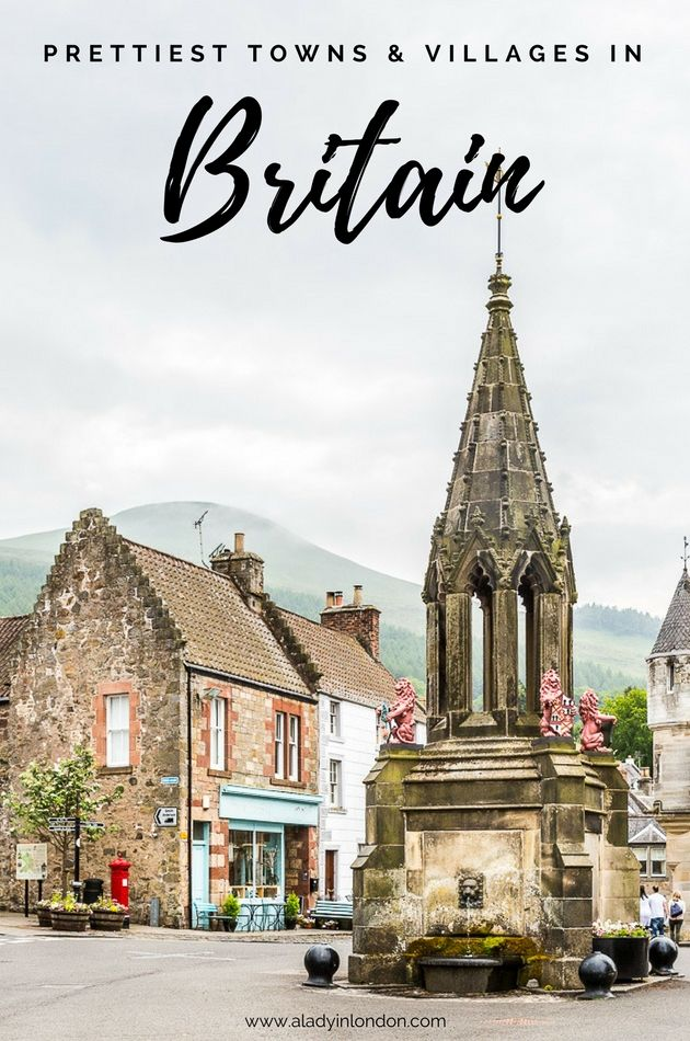 Prettiest Towns and Villages in Britain