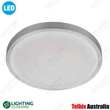 16W Taylor Energy Saving LED Oyster Light - Shop - Lighting Illusions Online BOTTOM OF STAIRS