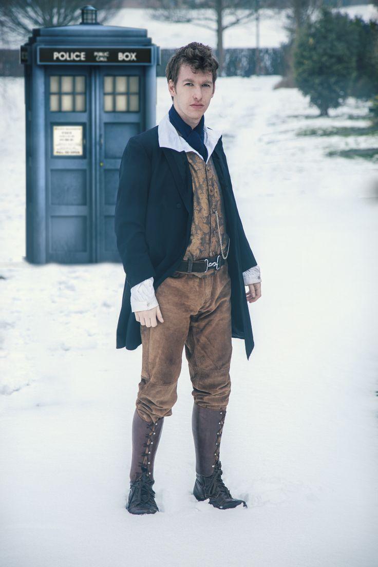 8th Doctor (NoTD) Snow Cosplay (UK) https://i.redd.it/8bsbjf9h4rj01.jpg