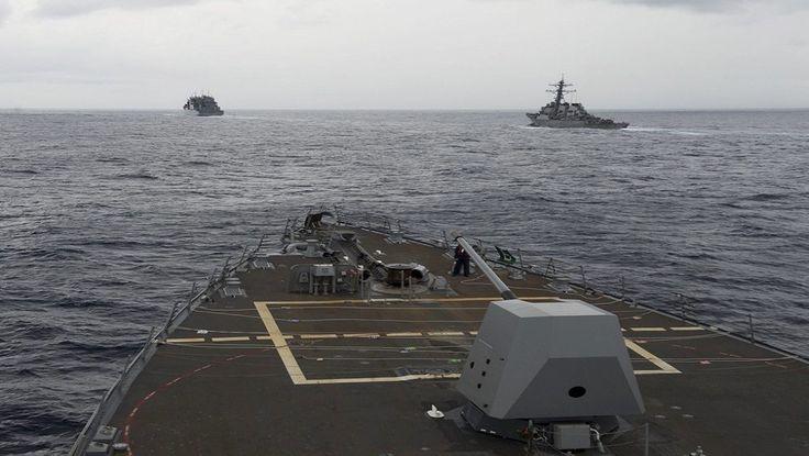 Ένταση στον Περσικό: Προειδοποιητικά πυρά των ΗΠΑ κατά πολεμικού πλοίου του Ιράν