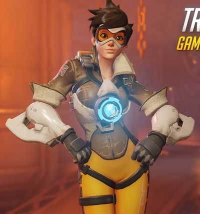 Overwatch Cosplay Prop -- Tracer Goggles Version 01