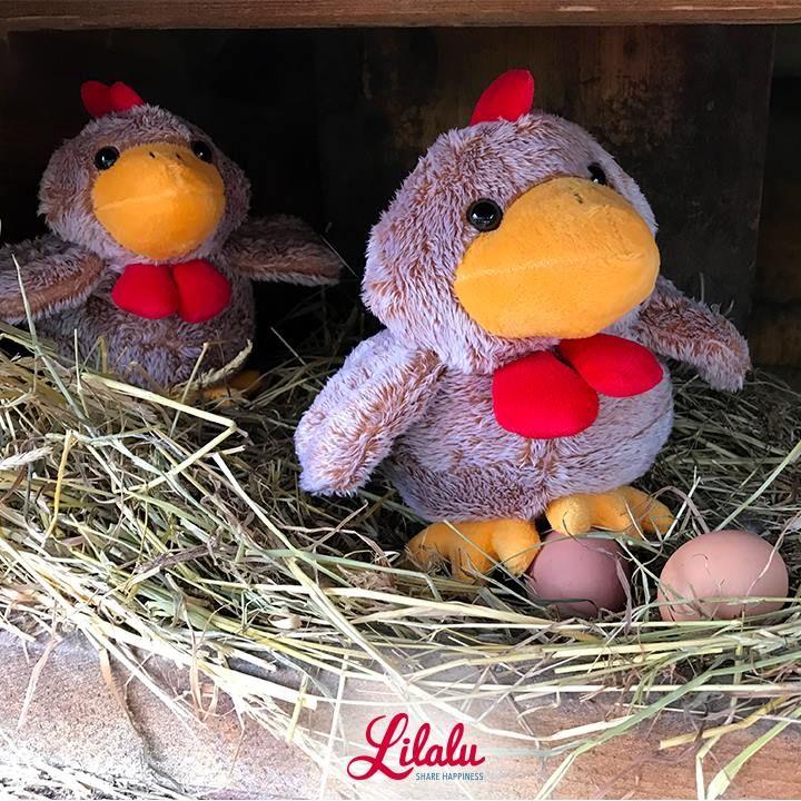 Ach du dickes Ei! 🐔  Unsere Henne Frieda und ihre Kolleginnen waren heute wieder richtig fleißig. Wir haben uns schon ein paar Eier stibitzt und gönnen uns jetzt ein ausgiebiges Frühstück! :-) Und Ihr? #LILALU #LILALU_Shop #LILALU_Aachen #sharehappiness #Kuscheltier #Kuscheltiere #Plüschtier #Plüschtiere #Stofftier #Stofftiere #stuffedanimal #stuffedanimals #plushanimals #plushanimal #Henne #UnsereLieblinge #Frühstück #Freilandeier #glücklicheTiere #EiervomBauer