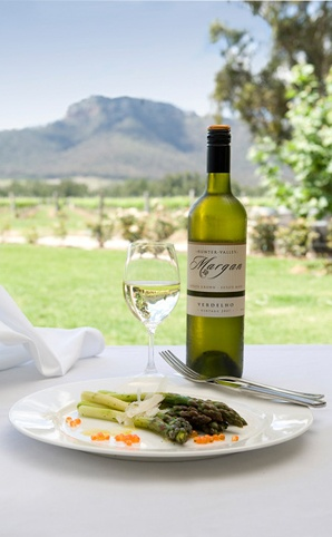 Top ten Hunter Valley wineries - powering through the list! ;) Margan Hunter Valley