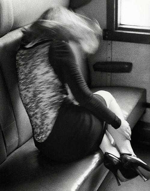 isablle huppert by Sylvie Lancrenon