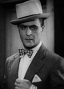 Actor Adolf Dymsza