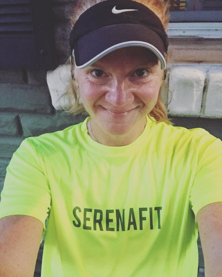 """""""Happy Friday! Quick three miles this morning SerenaFit style!""""  GO GIRL!! Love waking up to messages and pics of my people working hard on their own. It means they're making healthy lifestyle choices  outside of session. This makes my day #runner #fridayfeeling #serenafitfam #coacheslife #cardioworkout #endurance #allaccess #subscribe #nogymnoproblem #noexcuses #healthyliving"""