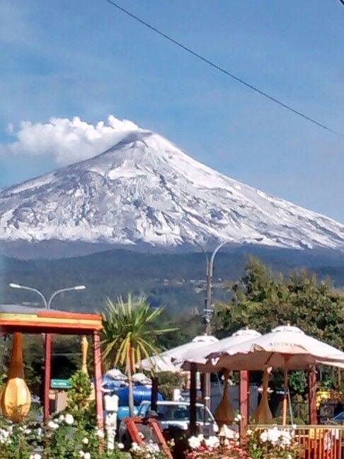 Volcán Villarrica, Chile