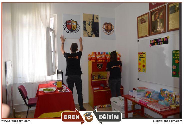 Ege Üniversitesi Öğrencileri Otizm Sınıfı Açtı