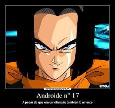 Resultado de imagen para androide numero 17