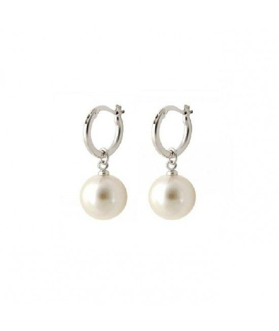 Este o pereche de cercei cu un design elegant, centrul de interes fiind perlele, ce vor oferi un plus de distinctie. Sunt potriviti pentru tinutele elegante si office. Reprezinta cadoul perfect pentru doamnele ce isi doresc aparitii elegante!